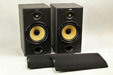 1 Paar Bowers & Wilkins B&W DM 601 Lautsprecher