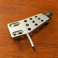 Ion Turntable Parts - Angled Tone Arm Head Shell w/ Wires & Hardware