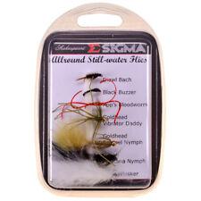 Shakespeare Sigma Allround Stillwater Flies Selection No 3