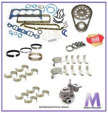 GM Chevy 454 V8 GEN VI (6) Marine Engine Rebuild Kit Oil Pump (STD Rot w/EFI)