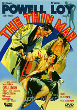 The Thin Man (1934) - William Powell, Myrna Loy - DVD NEW