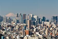 Tokyo Mount Fuji Japan HD POSTER