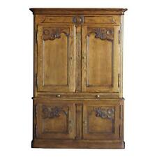 China Cabinet ~ Bar Cabinet ~ Hutch ~ Dry Bar Armoire ~ French Hutch