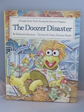 Fraggle Rock Book - The Doozer Disaster