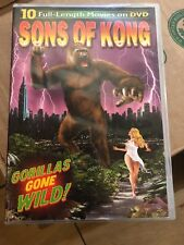Sons of Kong (DVD, 2006)