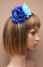 Fabric Blue Costume Hair & Head Jewellery