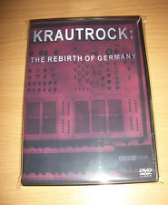 KRAUTROCK - THE REBIRTH OF GERMANY - KRAFTWERK - TANGERINE DREAM - KLAUS SCHULZE