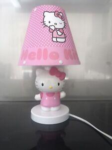Lampe de chevet Hello Kitty