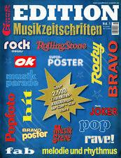 GoodTimes Edition Musikzeitschriften Vol. 1 Bravo,  Rocky,  Pop,  Popfoto,  Ok,  Wir