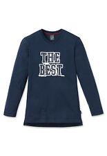 SCHIESSER Jungen THE BEST Shirt Langarm 140 152 164 176 T-Shirt Schlafshirt