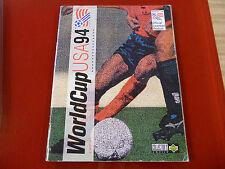 Album Figurine Calciatori World Cup Usa 94!! Upper Deck! Ottimo 224/300!!