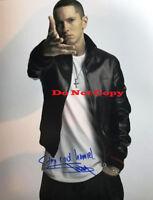 Eminem Autographed signed 8x10 photo reprint