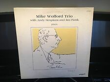 MIKE WOFFORD _ Plays Jerome Kern Vol. 1 ~ DISCOVERY 808 {nm orig} wAndy Simpkins