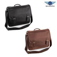 Quadra NuHide Laptop Shuttle bag (QD875) - Professional Office Laptop Bag