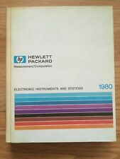 H P Measurement and Computation Electronic Instruments and Systems 1980