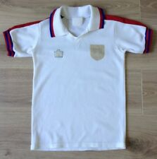 ENGLAND FOOTBALL SHIRT ORIGINAL ADMIRAL HOME KIT 1974-1980 VINTAGE SEE DESCRIPTN