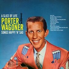 CD PORTER WAGONER A SLICE OF LIFE MISERY LOVES COMPANY I THOUGHT I HEARD YOU CAL