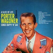 CD PORTER WAGONER A SLICE OF LIFE MISERY LOVES COMPANY I THOUGHT I HEARD YOU CAL