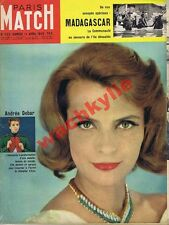 Paris Match n°522 du 11/04/1959 Madagascar Labiche Marylin Monroe Amirouche