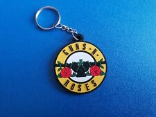 GUNS N ROSES KEY-RING SILICONE RUBBER MUSIC FESTIVAL (a)