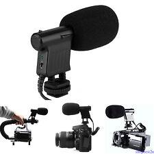Für BOYA BY-VM01 Richtmikrofon Kondensator für Canon Nikon Pentax DSLR Kamera DV