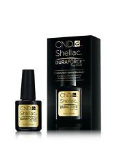 CND Shellac Top Coat Duraforce / Überlack 15ml / S-Verfolgung