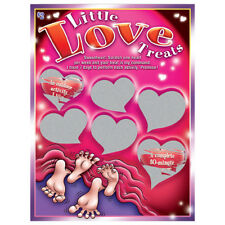 Sexy Scratcher Little Love Treats Fun Bedroom Lotto for Couples Valentine's