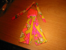 Rock Flower Doll Jumpsuit and Scarf Only in  Good Condition