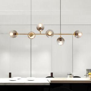 Large Chandelier Lighting Glass Ceiling Lamp Kitchen Pendant Lights Home Light