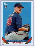 Kolby Allard 2019 Topps Archives 5x7 #202 /49 Braves