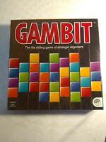 GAMBIT - The tile sliding game of strategic alignment