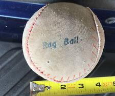 Vintage Original Ragball. Estate Find.
