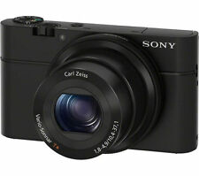SONY Cyber-shot DSC-RX100 I High Performance Compact Camera Black