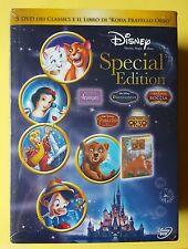 DISNEY SPECIAL EDITION COFANETTO DVD