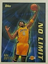 2000-01 Topps Hobby Kobe Bryant No Limit #NL1 Los Angeles Lakers