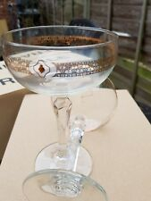 2 x Courvoisier VSOP Glasses - NEW STOCK