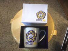 NIB Disney Parks Epcot 35th Anniversary Starbucks Large Coffee Mug