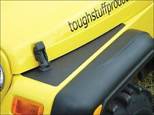 JEEP CJ5 CJ6 CJ7 CJ8 1972 - 1986 TOUGH STUFF VINYL FENDER TOP PROTECTOR PAIR