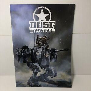DUST TACTICS 1947 Battlefield paperback Rulebook Battlefront Miniatures 2013