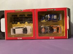 KIT RALLY SCALEXTRIC TECNITOYS REF.6903