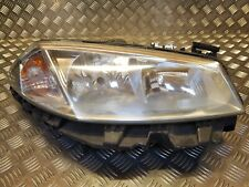 RENAULT MEGANE HEADLIGHT DRIVER SIDE 2005