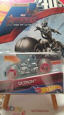 hot wheels Advengers Ultron Moto (9987)