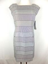 BLACKY DRESS Kleid - schwarz weiß - 42 - neu mit Etikett