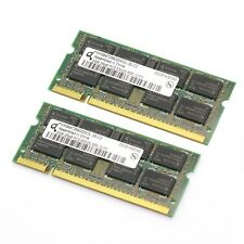 Memoria Ram SoDimm KIT 4Gb (2x2GB) PC2-6400s DDR2-800MHz portatile Notebook