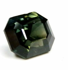 Emerald Shaped Loose Natural Sapphires