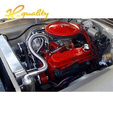 GRC V8 Simulate Engine Cooling Fan Set for 1/10Crawle TRX4 SCX10 RC4WD D90