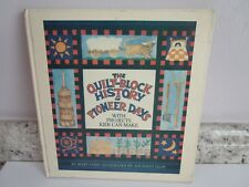 The Quilt Block History of Pioneer Days - Projects Kids Can Make - Mary Cobb