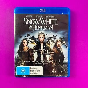 Snow White and the Huntsman - Blu-Ray PAL *Complete*