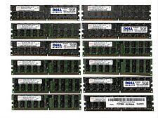 LOT 48GB (12x4GB) Hynix DDR2 RAM ECC REG 667Mhz HYMP151P72CP4-Y5 Reg server only