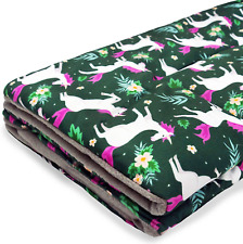 Polar Fleece Guinea Pig Cage Liner Bedding for Small Animals Bed Chinchilla Rat